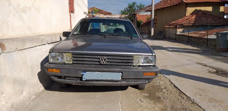 VW Santana 1.6 turbo diesel