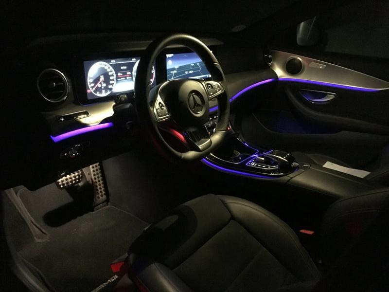 Mercedes-Benz E 220 w213, снимка 4