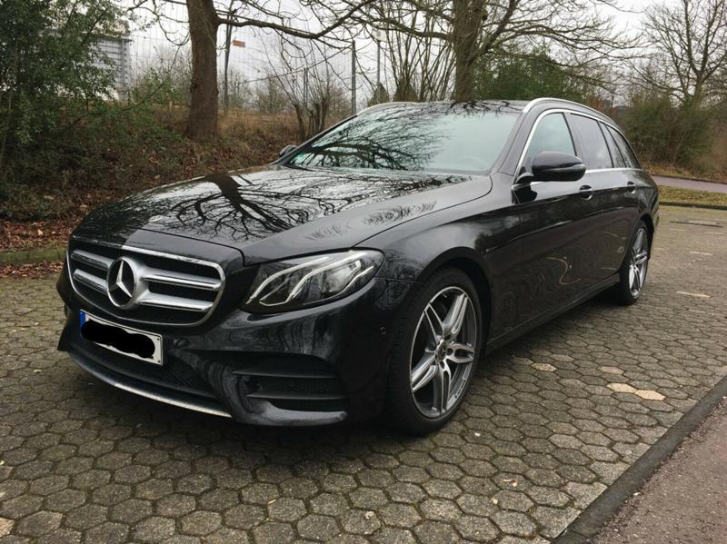 Mercedes-Benz E 220 w213, снимка 7