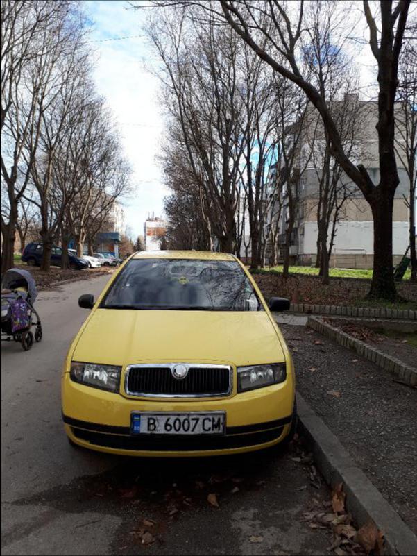 Skoda Fabia, снимка 4