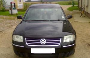 VW Passat 1.9/