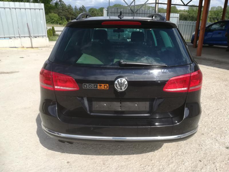 VW Passat 2.0TDI-DSG, снимка 4
