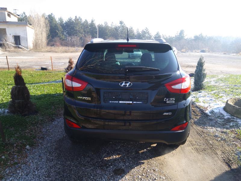 Hyundai IX35 2.0 CRDI на части