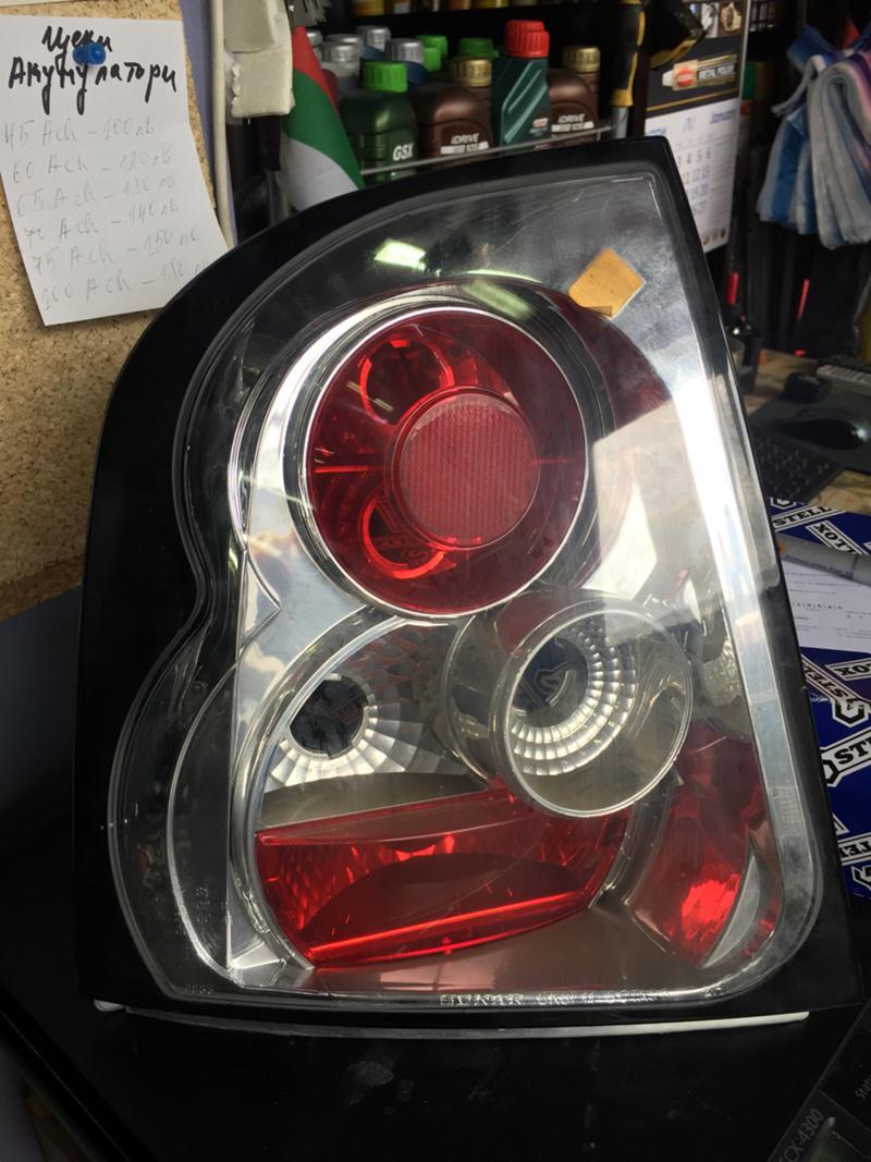 Светлини за Skoda Octavia