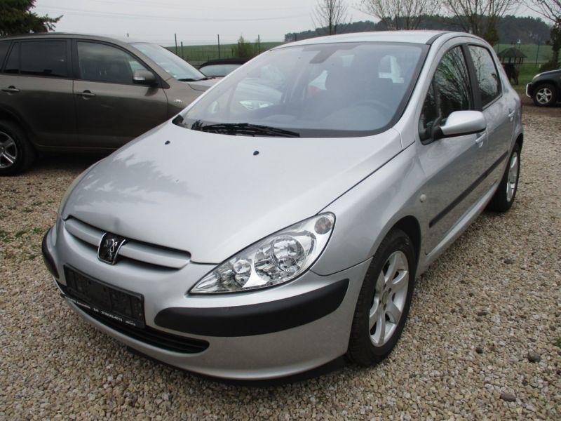 Peugeot 307 2.0 HDI 110kc
