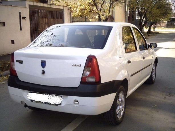 Dacia Logan 1.5DCI-ТОП ЦЕНИ, снимка 1
