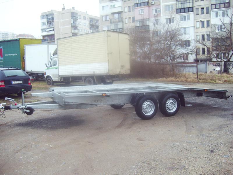 За автомобил Agados BORO-5,0m-2,10m