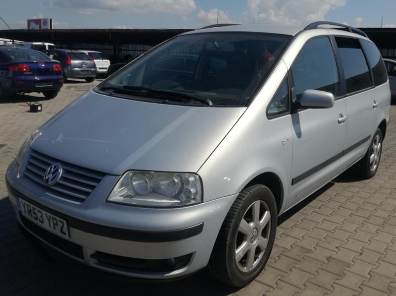 VW Sharan 1.9tdi/auto/кожа
