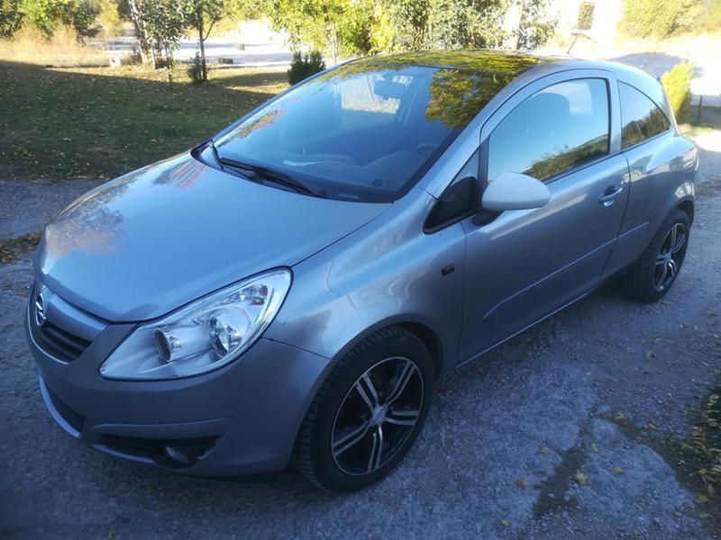 Opel Corsa 1.3TDCI-90к.с