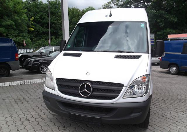 Горивна система за Mercedes-Benz Sprinter