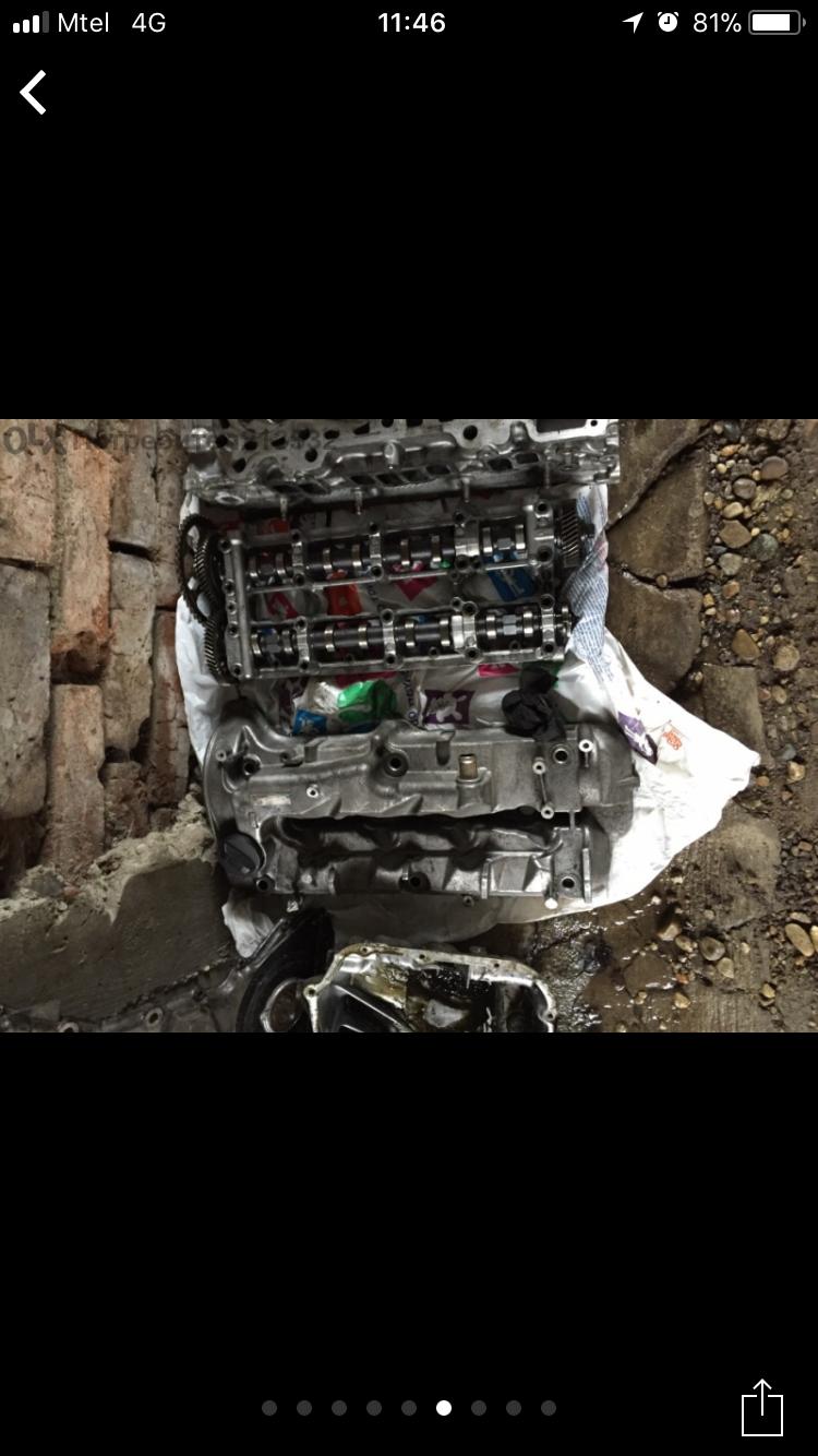 Двигател Honda 2.2 cdti дизел, снимка 4