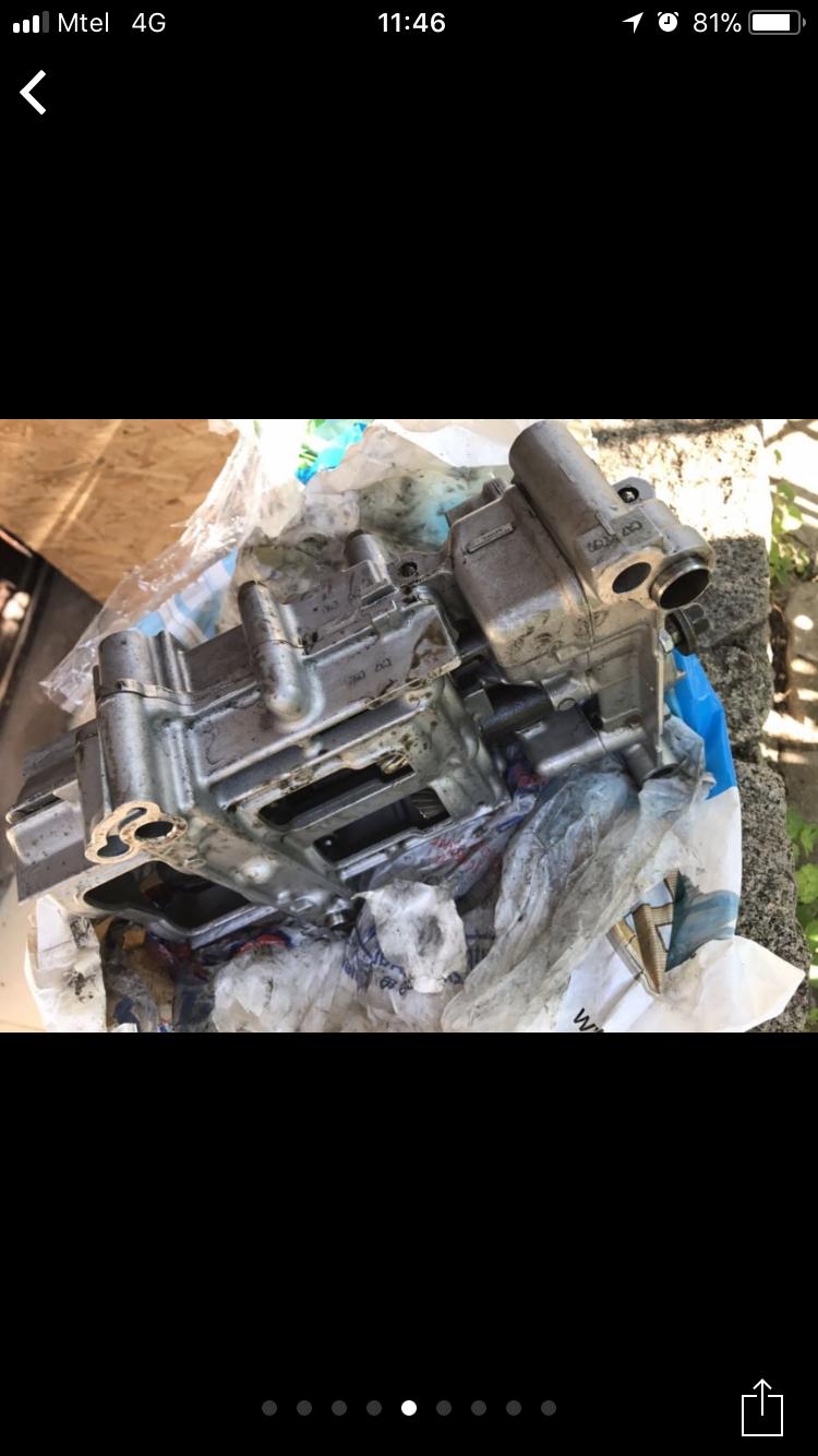 Двигател Honda 2.2 cdti дизел, снимка 5
