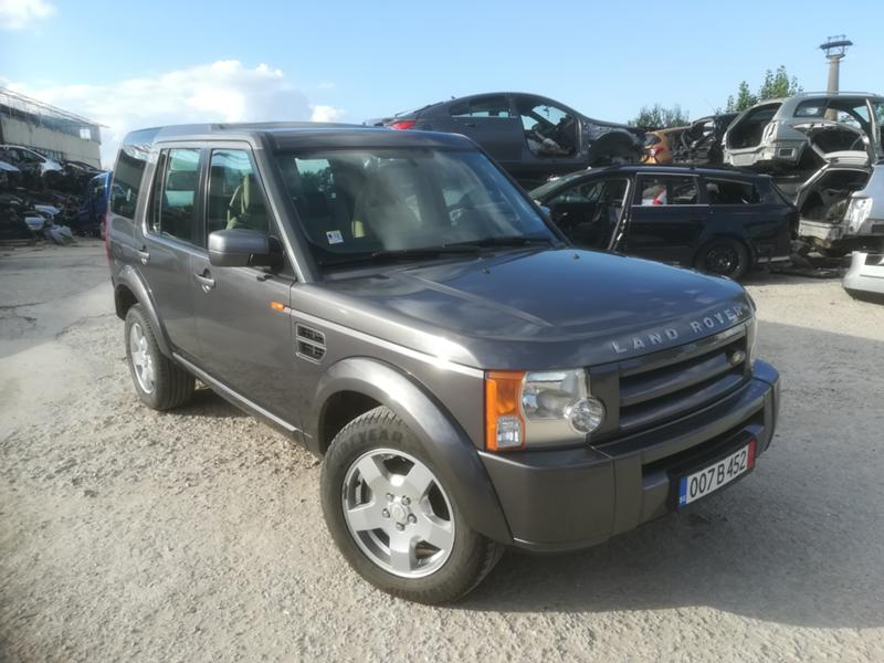 Land Rover Discovery 2.7TDV6-НА ЧАСТИ