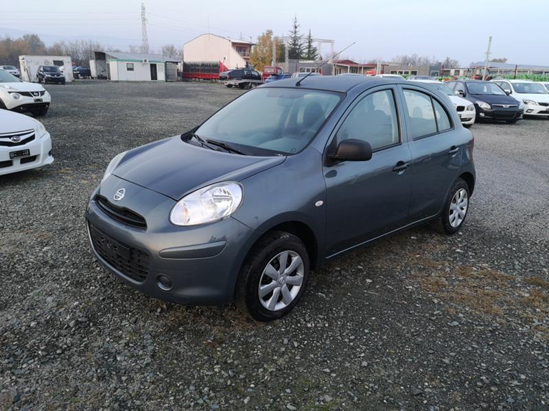 Nissan Micra  ШВЕЙЦАРИЯ