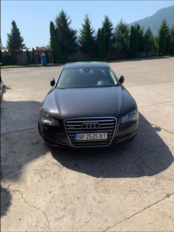 Audi A8 3.0D Дългата база.