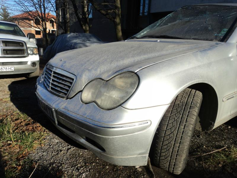 Mercedes-Benz C 220 c-203 на части, снимка 5