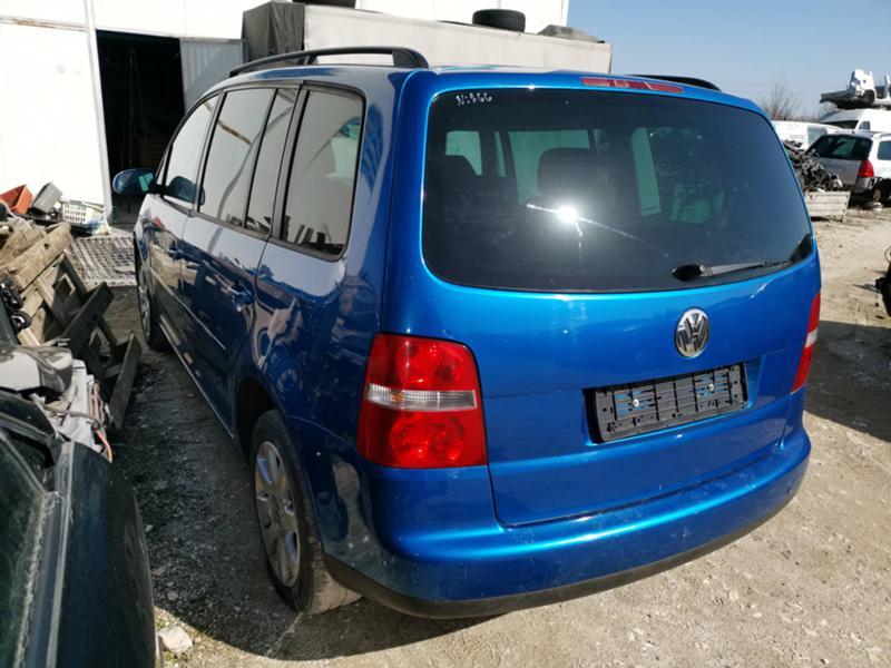 VW Touran 1.9 tdi, снимка 3