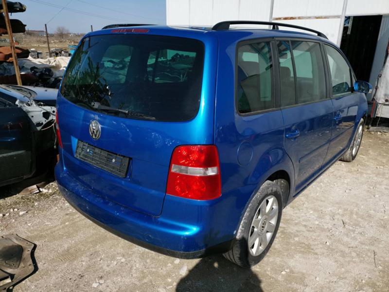 VW Touran 1.9 tdi, снимка 4
