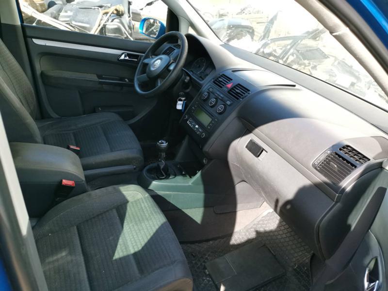 VW Touran 1.9 tdi, снимка 7