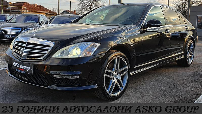 Mercedes-Benz S 320 ! L*6.5 AMG*HARMAN*GERMANY*ПОДГРЕВ/ОБДУХ*LIZING