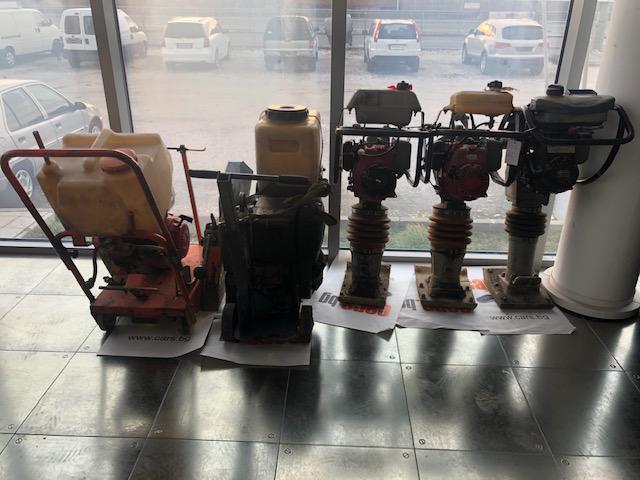 Други специализирани машини Друга Асфалтфреза,Тромбовки