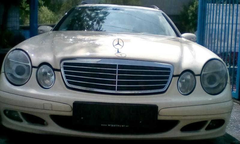 Mercedes-Benz E 220 2.2 CDI НА ЧАСТИ
