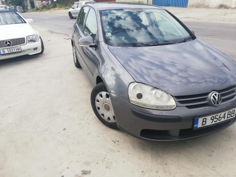 VW Golf 1.9