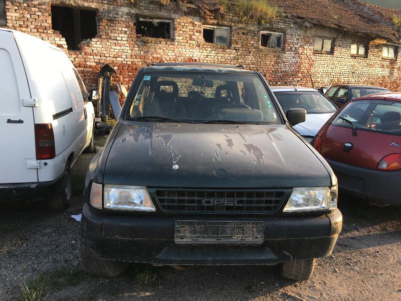 Opel Frontera 3 броя 2.3 турбо и 2.0 бензин