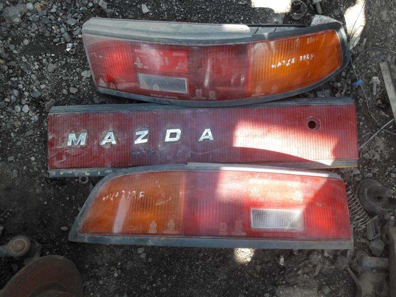 Светлини за Mazda 323