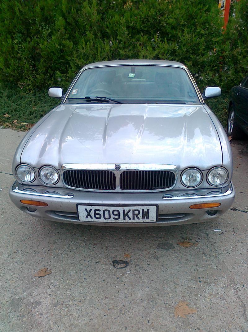Jaguar Xj 4.0