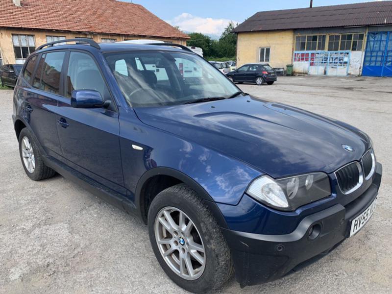 BMW X3 2.0d 177к.с.