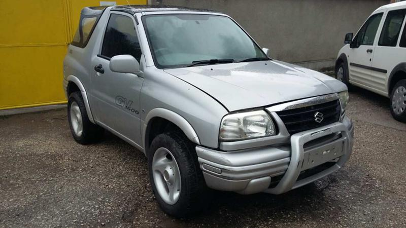 Suzuki Grand vitara 1,6-16v-96kc