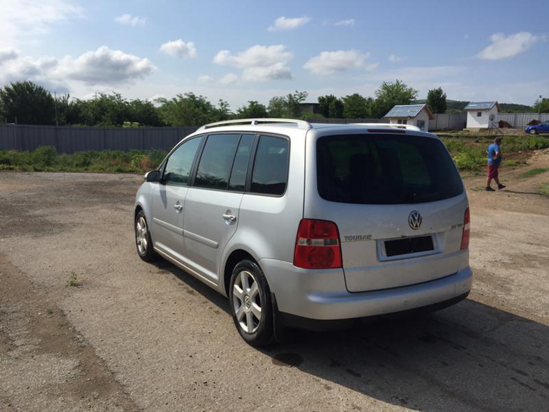VW Touran 2.0 TDI 140 к.с BKD 6 скорости, снимка 4