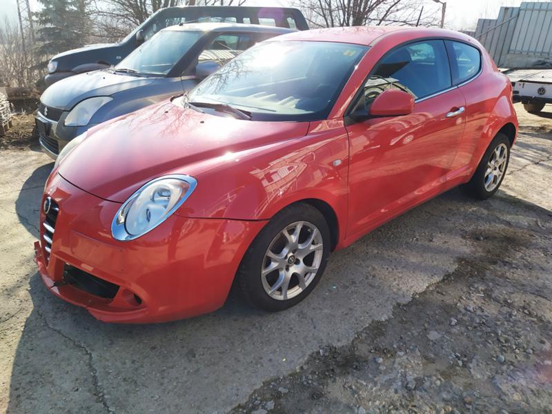 Alfa Romeo MiTo 1.6 дизел