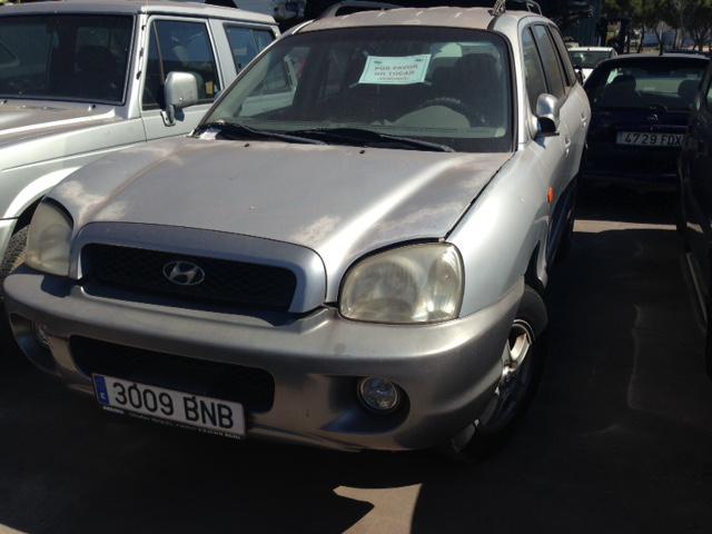 Hyundai Santa fe 2.4 +2,0 CRDI-3броя