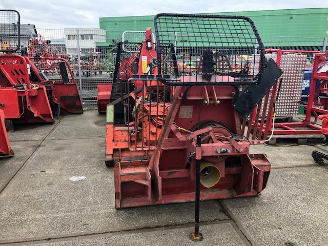 Други специализирани машини Unimog Лебедкa за дърва