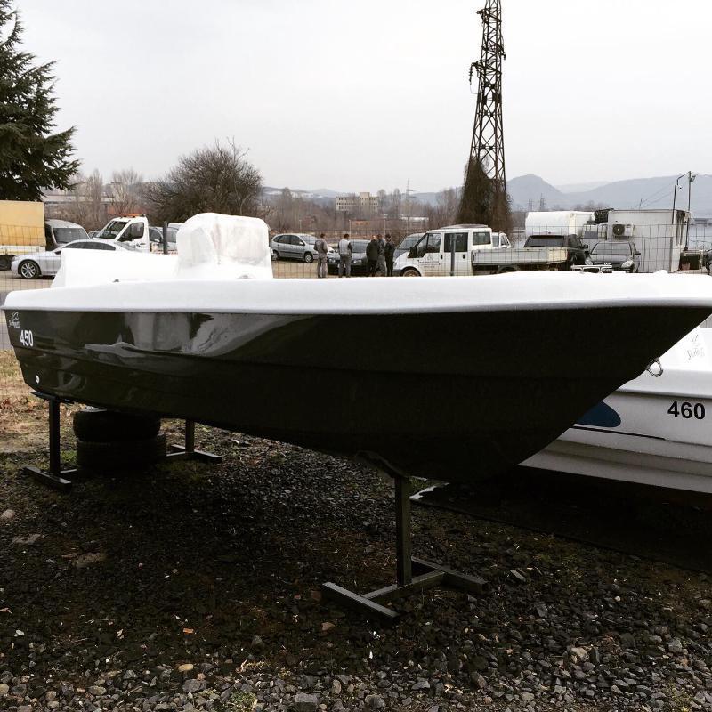 Лодка YERLIYURT  450LXD