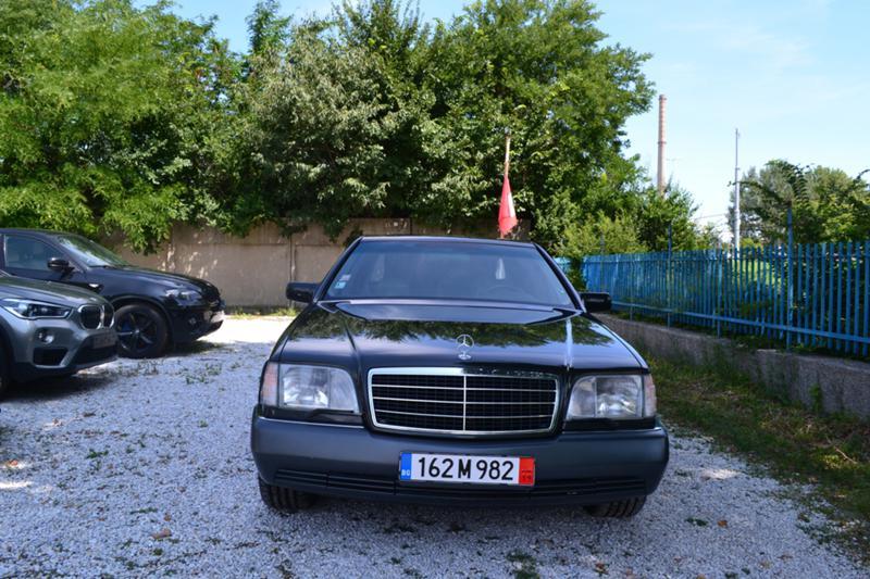Mercedes-Benz S 600 v12 top ch