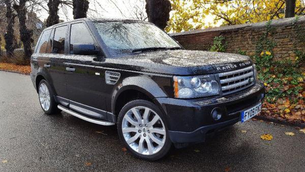 Land Rover Range Rover Sport 3.6TDI V8