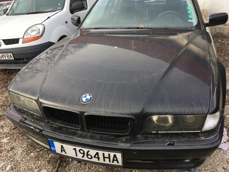 BMW 725 tds