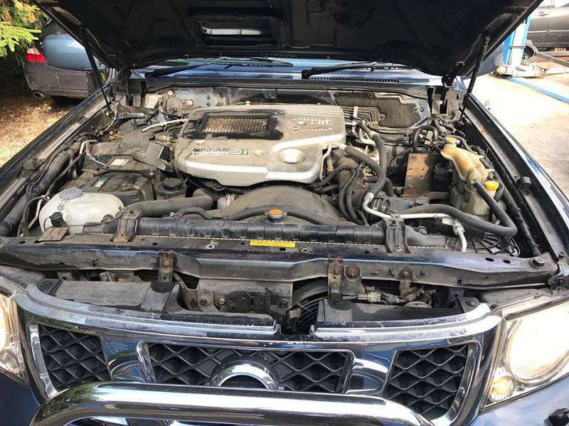 Nissan Patrol 3.0 DI, снимка 11