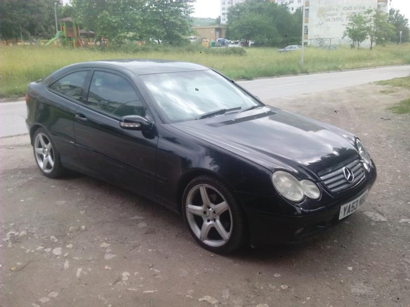 Mercedes-Benz C 200 C220sportcoupe