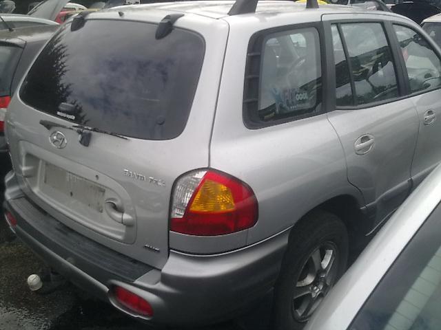 Hyundai Santa fe 2.0 CRDI, снимка 5