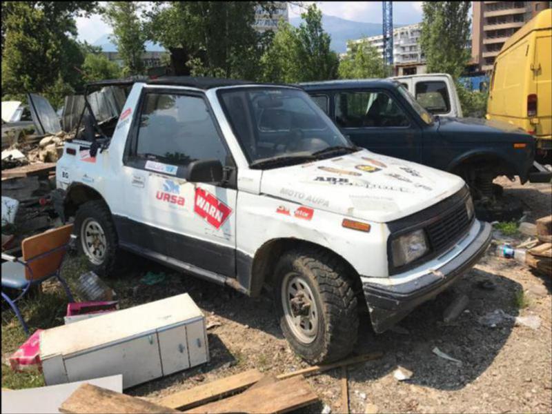 Suzuki Vitara 1.6