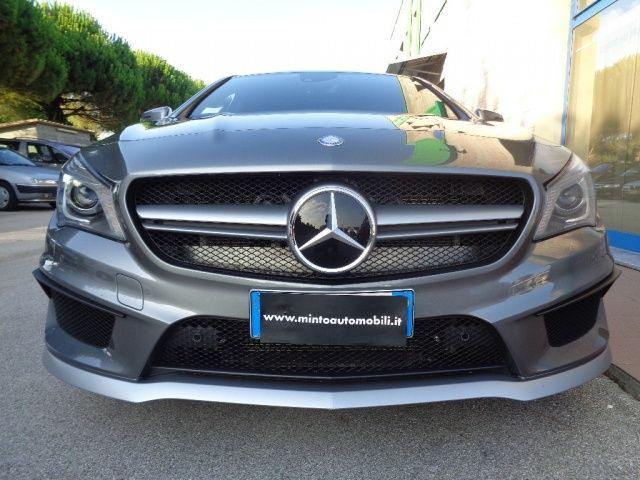 Mercedes-Benz CLA 45 AMG и 220 цди