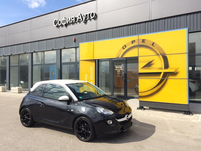 Opel Adam 1.0 i T