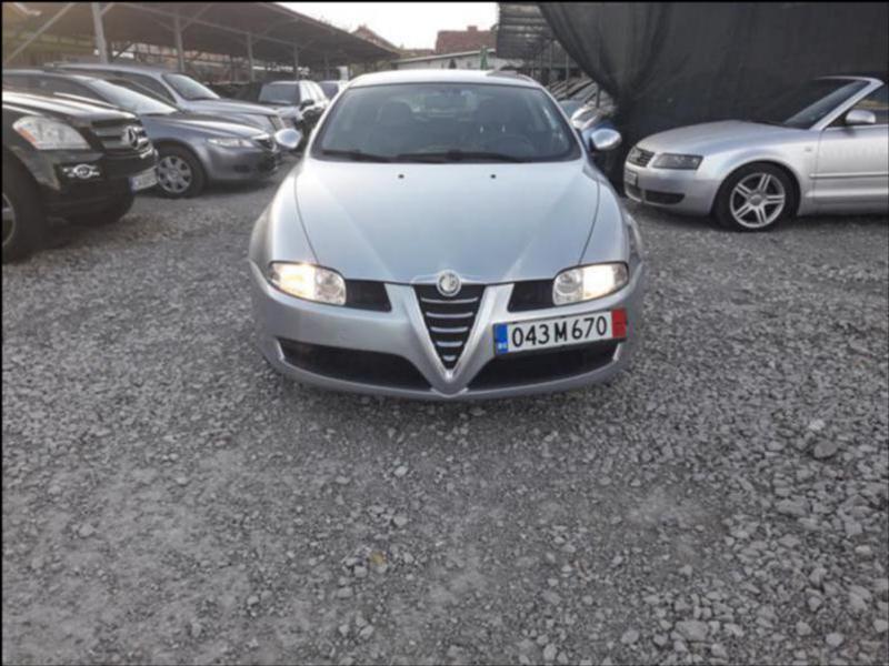 Alfa Romeo Gt 1.9 Швейцария