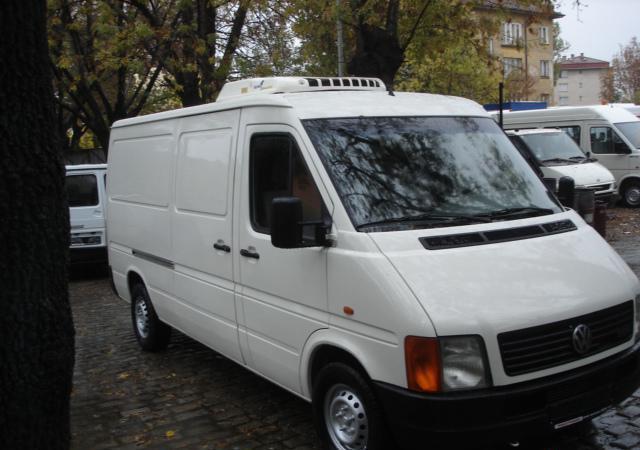 VW Lt 35 2.5TDХладилен