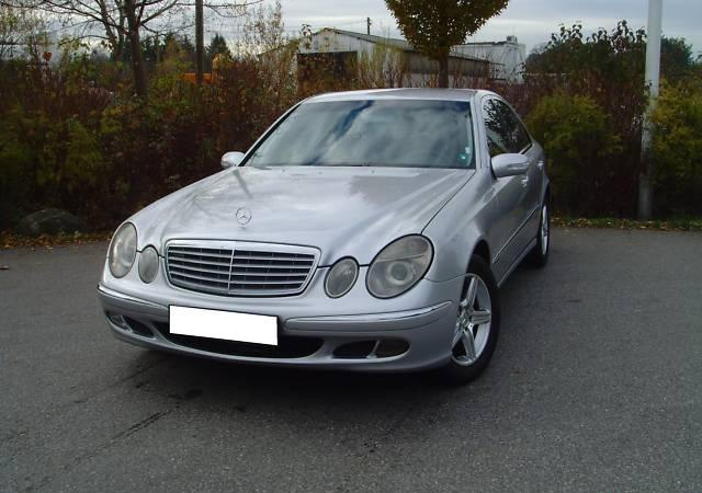 Mercedes-Benz E 220 2.7.3.2.CDI3.5i