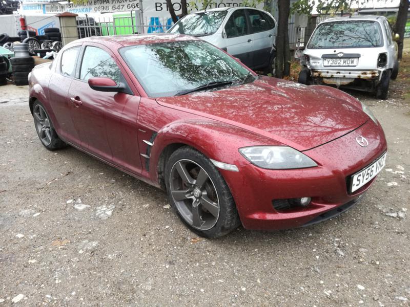 Mazda Rx-8 1.3 rotary